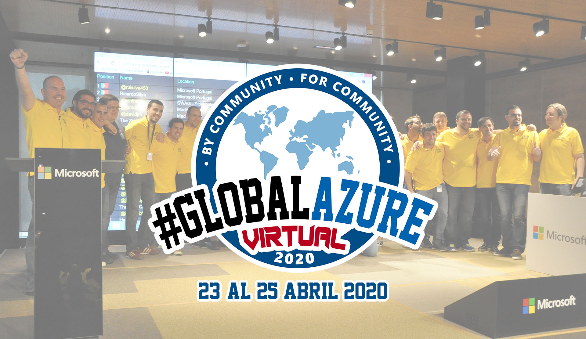 Global Azure Virtual 2020